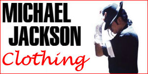 Michale Jackson Clothing